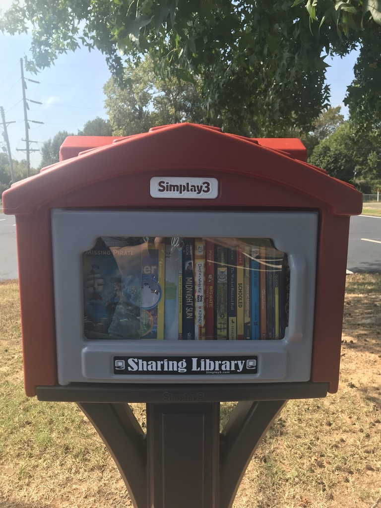 """Little Library"""